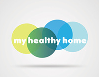 My Healthy Home  - Official Logotype