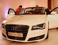 Audi A8 402 TDI quattro