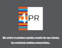 4PR Website
