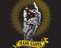 Mano Santa by BigGil