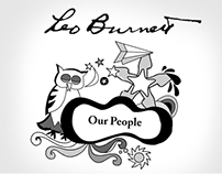 LEO BURNETT INDIA - Corporate Website