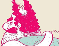 """""""El-set Lamma .. ! """" comics for TOK TOK 7"""