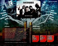 Band Website: Firebrands