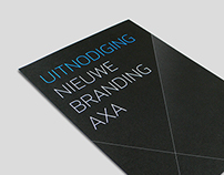 AXA Brand Book & Collaterals