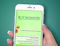 """O """"X"""" DA QUESTÃO"""