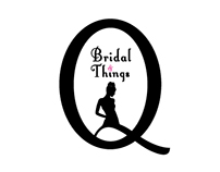 Bridal & Things by Queen Branding (Client Project)