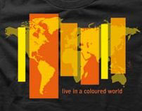 Live in a Coloured World