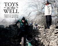 Music: Toys in The Well, Odessa Ukraine