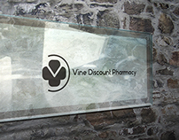 Vine Discont Pharmacy Logo