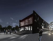 Stellar Cinema Park / S C P /