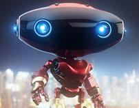 Republic of cute robots