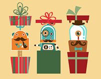 Holiday Card Animations