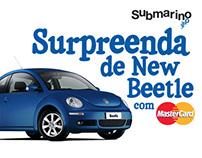 Supreenda de New Beetle - Submarino