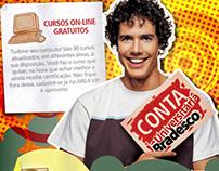 Mail Marketings Bradesco - Tritone