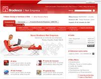 Bradesco Net Empresa - Tritone