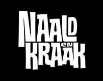 Logo for DJ collective Naald en Kraak