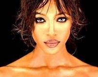 2004 — 2006 • Naomi Campbell