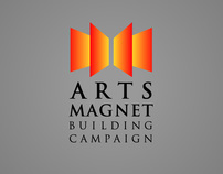 Arts Magnet Building Campaign: Identity Mark