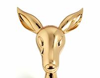 """Bokkie """"Deer"""""""