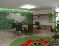 Nadra bank branch interior (2008)