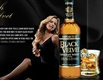 2007 • Black Velvet Canadian Whisky