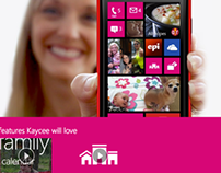 2012 — 2013 • Microsoft Windows Phone 8 Campaign