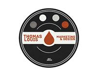 Thomas Louis - Branding, Logo & Identity.