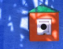 Menara birdhouse