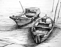 Drawings Saigon