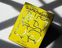 Grafikmagazin – the new magazine for designers