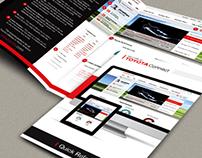 Brochure Design (Indesign)