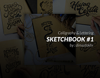 Calligraphy & Lettering #1