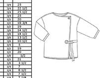 Original Jacket - Tech Pack, Sourcing, Cost, Planning