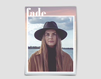 Fade: Thrifted Fashion Magazine