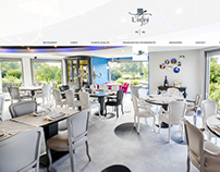 Infini Restaurant Website