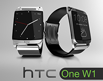 Htc One Watch w1