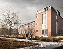 School Building Conversion | Competition | 1st Prize
