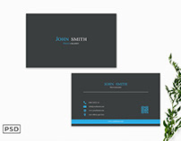 Free Photography Bussiness Card Template