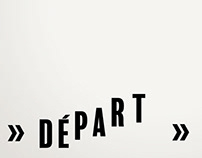 Départ / Collectif Tête-Bêche