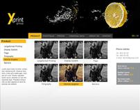 Xprint group web