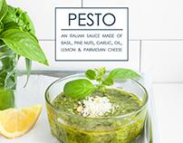 FOOD: Pesto