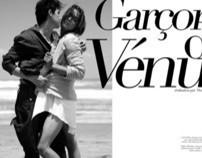 GARCON DE VENUS / PERSONAL PROJECT