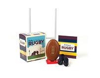 DESKTOP RUGBY / PACKAGING