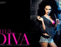 I'M A DIVA / PERSONAL PROJECT