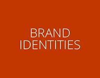 Portfolio - Brand Identities