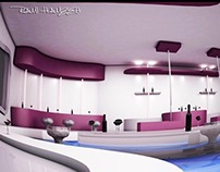 INTERIOR DESIGN FOR A NIGHTCLUB