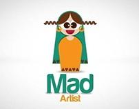"""Mad Artist"" - Graduation Project"