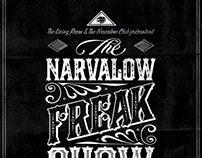 THE NARVALOW FREAK SHOW