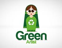 """Green Artist"" - Graduation Project"