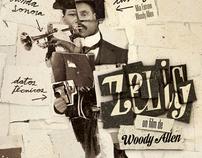 SISTEMA DE IDENTIDAD - Zelig de Woody Allen